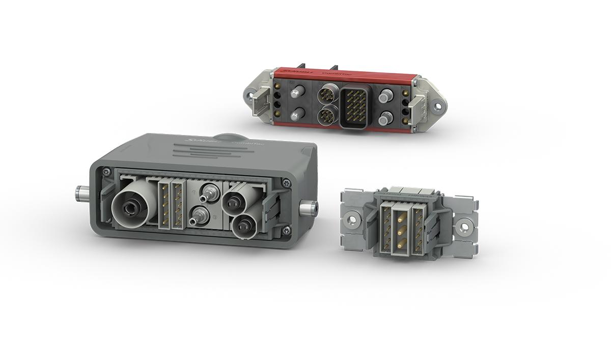 Neue Generation von modularen Steckverbindern