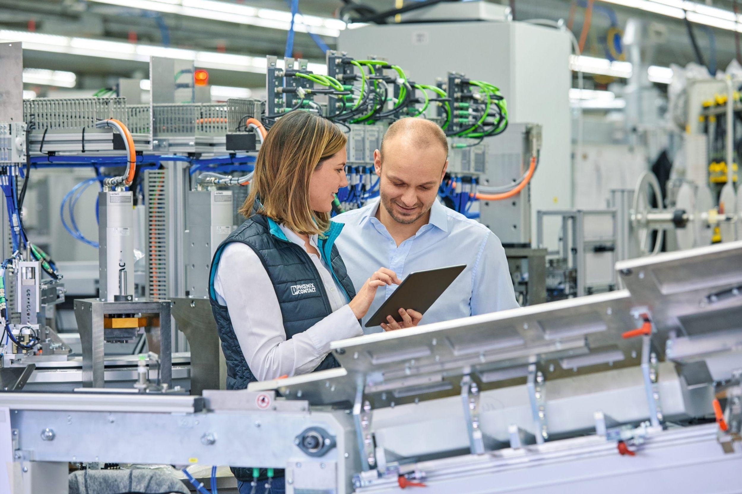 CE-Kennzeichnung von Schaltschränken und Maschinen