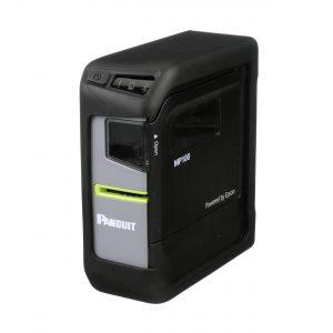 Der neue Panduit-Drucker MP100/E verwendet die umfangreiche Easy-Mark Plus Software oder Smartphone App und lässt sich über Fluke LinkWare Live integrieren. (Bild: Panduit EEIG)
