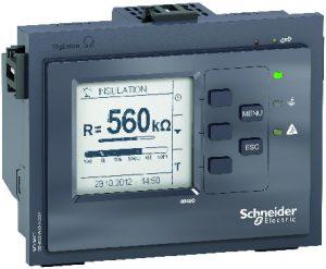 Die Vigilohm-Serien IM9, IM10/20, IM400 und IFL12 sind neue digitale Isolationsüberwachungsgeräte zur Fehlererkennung und -ortung in nicht geerdeten Niederspannung-Versorgungsnetzen. (Bild: Schneider Electric GmbH)