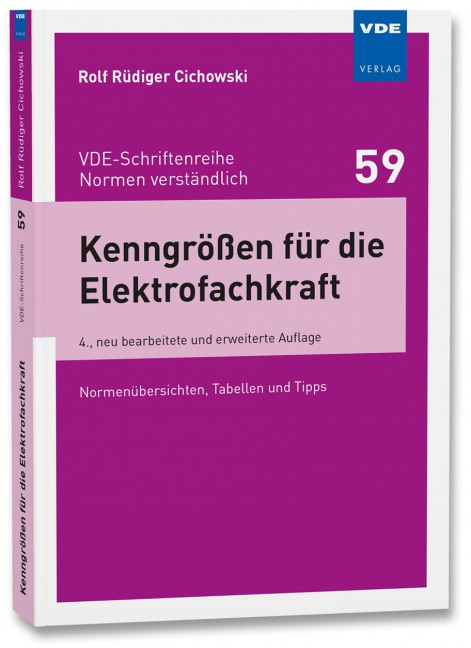 Kenngrößen für die Elektrofachkraft