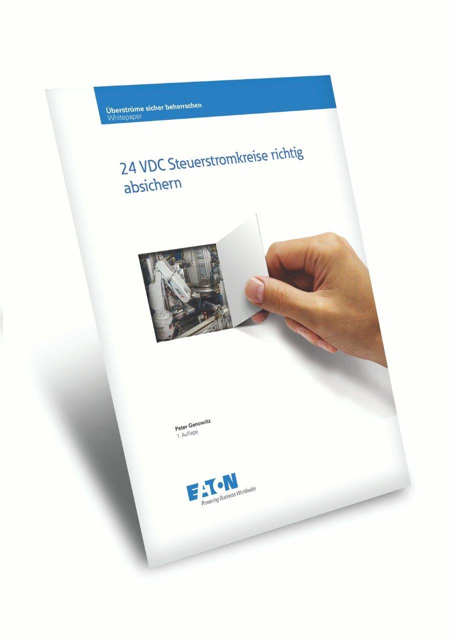 24VDC-Steuerstromkreise richtig absichern