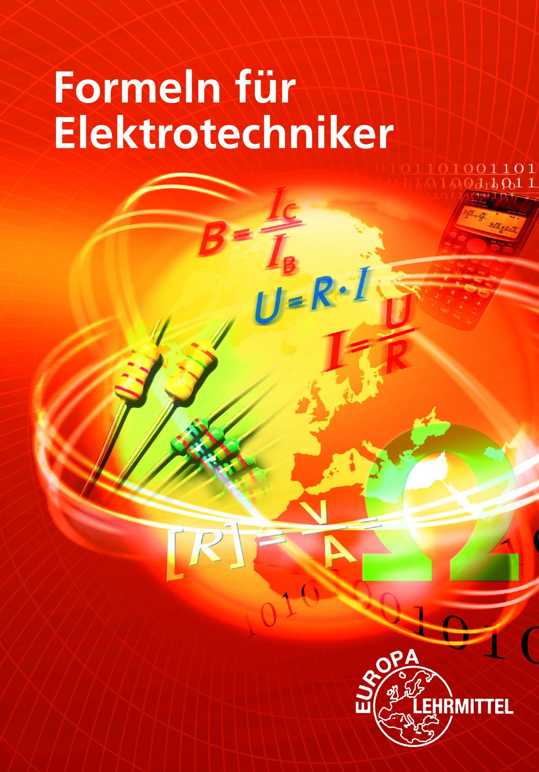 Formeln für Elektrotechniker 2020
