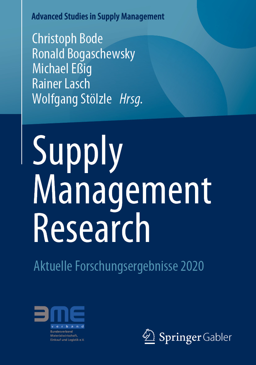 Supply Management Research 2020