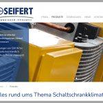 Neuer Web-Auftritt von Seifert Systems