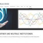 Neuer Internetauftritt zum Thema Netzqualität