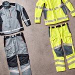 Störlichtbogengeprüfte Schutzkleidung