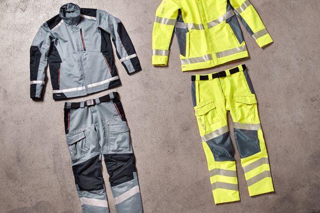 I Die Schutzkleidung Dehncare ArcFit bietet individuelle Konfiguration und sicheren Schutz. (Bild: Dehn SE + Co KG)