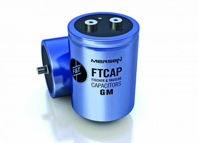 In den Schaltschränken von Idea kommen Aluminium-Elektrolytkondensatoren mit Gewindeanschluss der FTCAP Serie GM zum Einsatz. (Bild: Mersen Electrical Power)