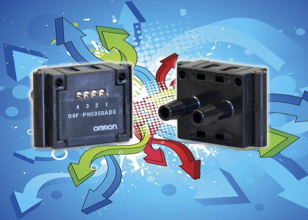 Der Omron D6-PH erkennt, wenn Abnutzung und Schmutz die Leistung von Belüftungsgebläsen verschlechtern. (Bild: Omron Electronic Components Europe B.V.)