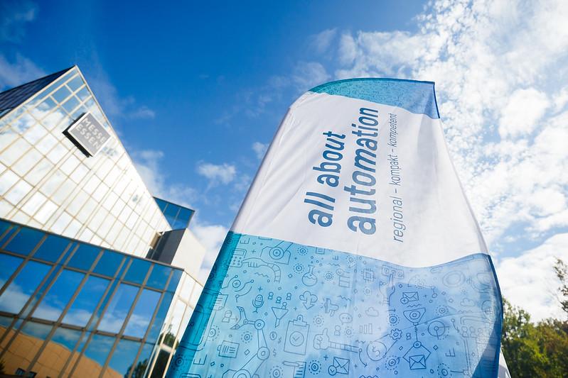 All About Automation in Essen auf Oktober verschoben