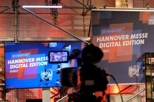 HANNOVER MESSE 2021 digital edition - Presse-Highlight-Tour (Bild: Deutsche Messe AG)