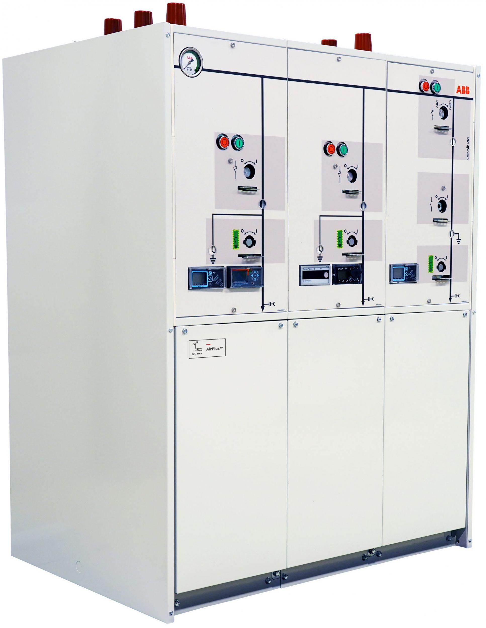 Umweltfreundliche, SF6-Gas-freie Schaltanlage für Lastschalteranwendungen