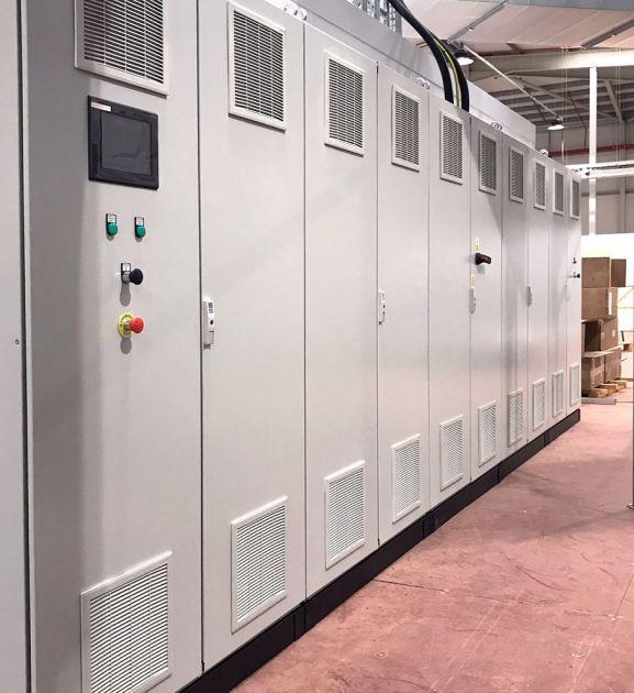 Bild 4 I Die E-CAD-Software von WSCAD reduziert die Zeit und die Kosten für die Konstruktion von Schranksystemen.