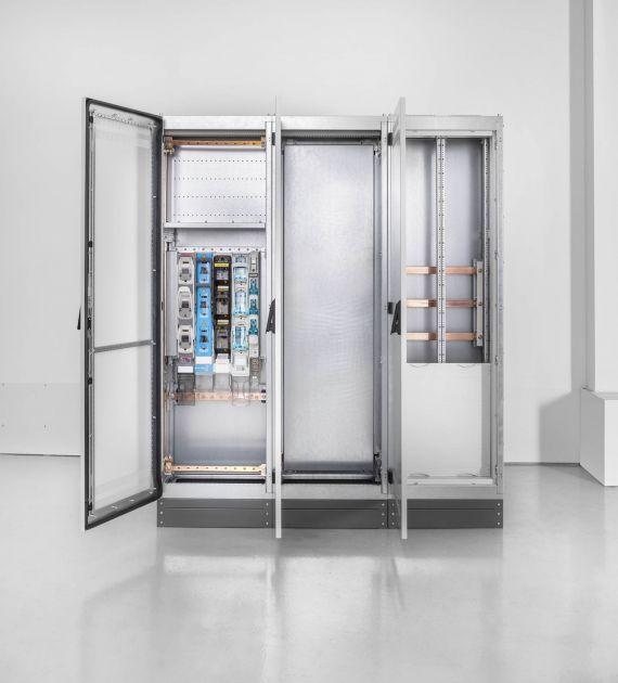 Bild 2   Sedotec präsentiert sein neues modulares Kit-System für Niederspannungsschaltanlagen von 630 bis 1.250 Ampère.