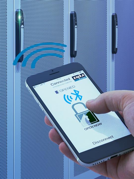 Elektromechanische Schwenkgriff-Reihe um Bluetooth-Variante erweitert