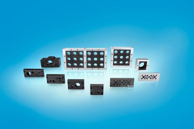 Mit ihrem Angebot an Kabeldurchführungen ist Cama System vergleichsweise neu am Markt.