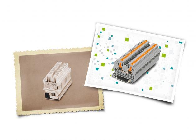 Bild 1   Von Retro bis Fit - bei der einfachen Umrüstung auf einen modernen Federanschluss muss die Leiterführung nicht geändert werden.