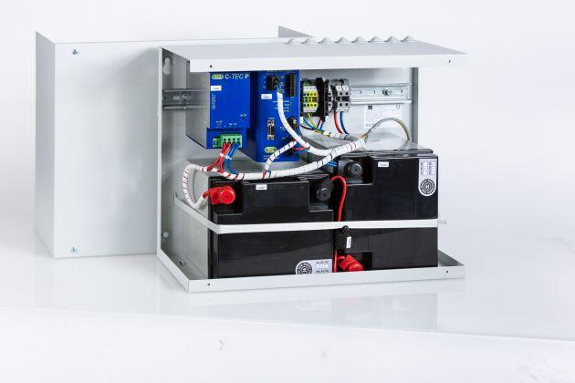 Bild 1 | Hybrid-USV von J. Schneider Elektrotechnik