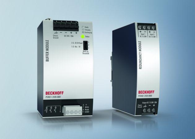 Die neuen Puffer- und Redundanzmodule PS9xxx ergänzen die PS-Stromversorgungsserien zu einem Gesamtsystem.