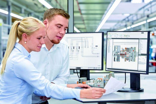 Bild 3   Daten aus CAE-Programmen und Project Complete schaffen die digitale Grundlage für Fertigung und Montage.