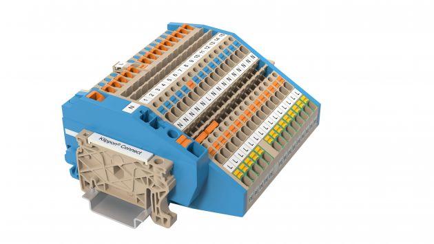 Bei der AITB sind die verschiedenen Funktionsbereiche durch Form oder Farbgebung klar zu unterscheiden.