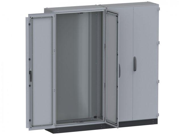 Bild 1 I Die modularen Tegon-Anreihschaltschränke sind aktuell in mehr als 30.000 Varianten mit allen geforderten Abmessungen verfügbar