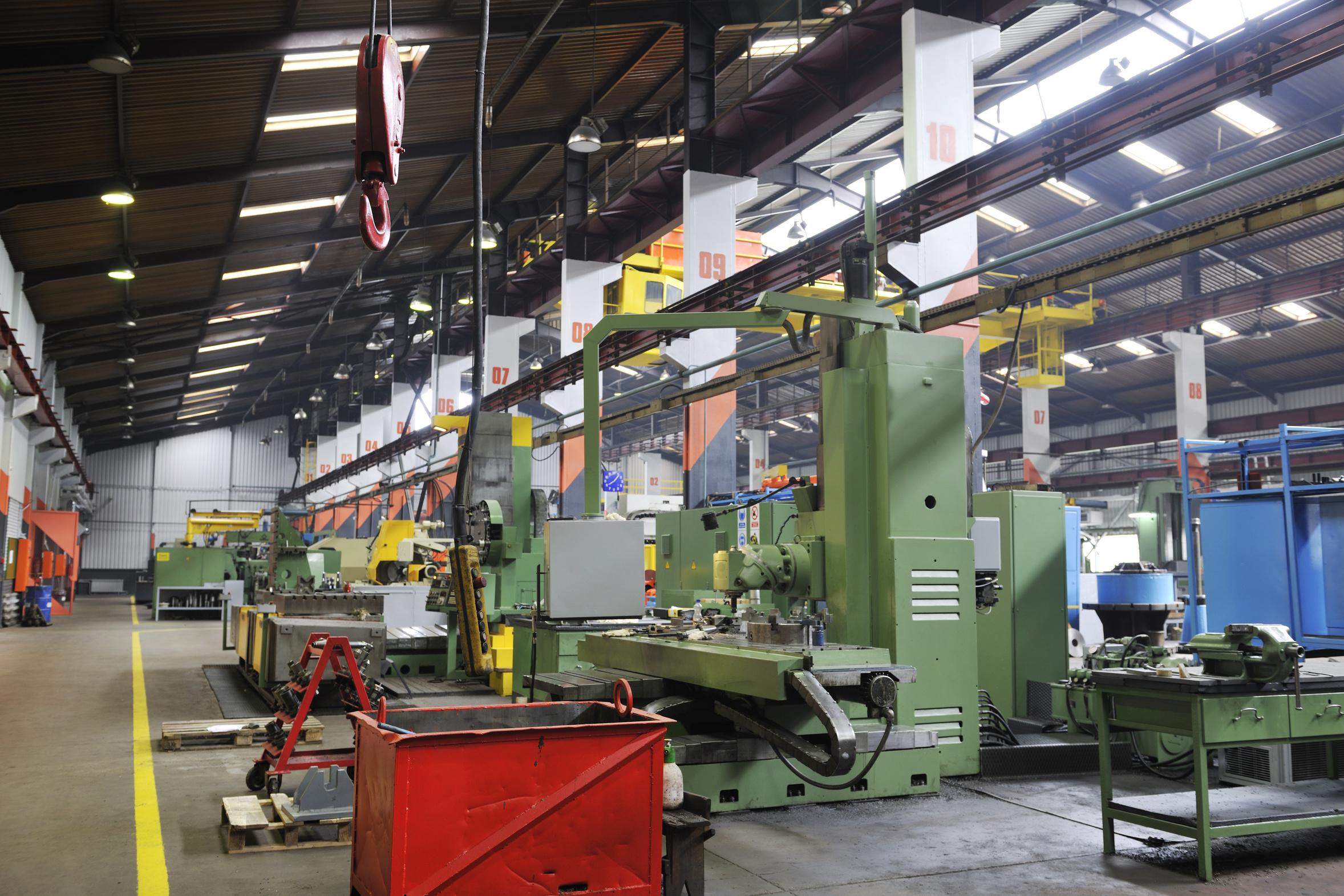 Maschinenbau in China läuft auf Hochtouren