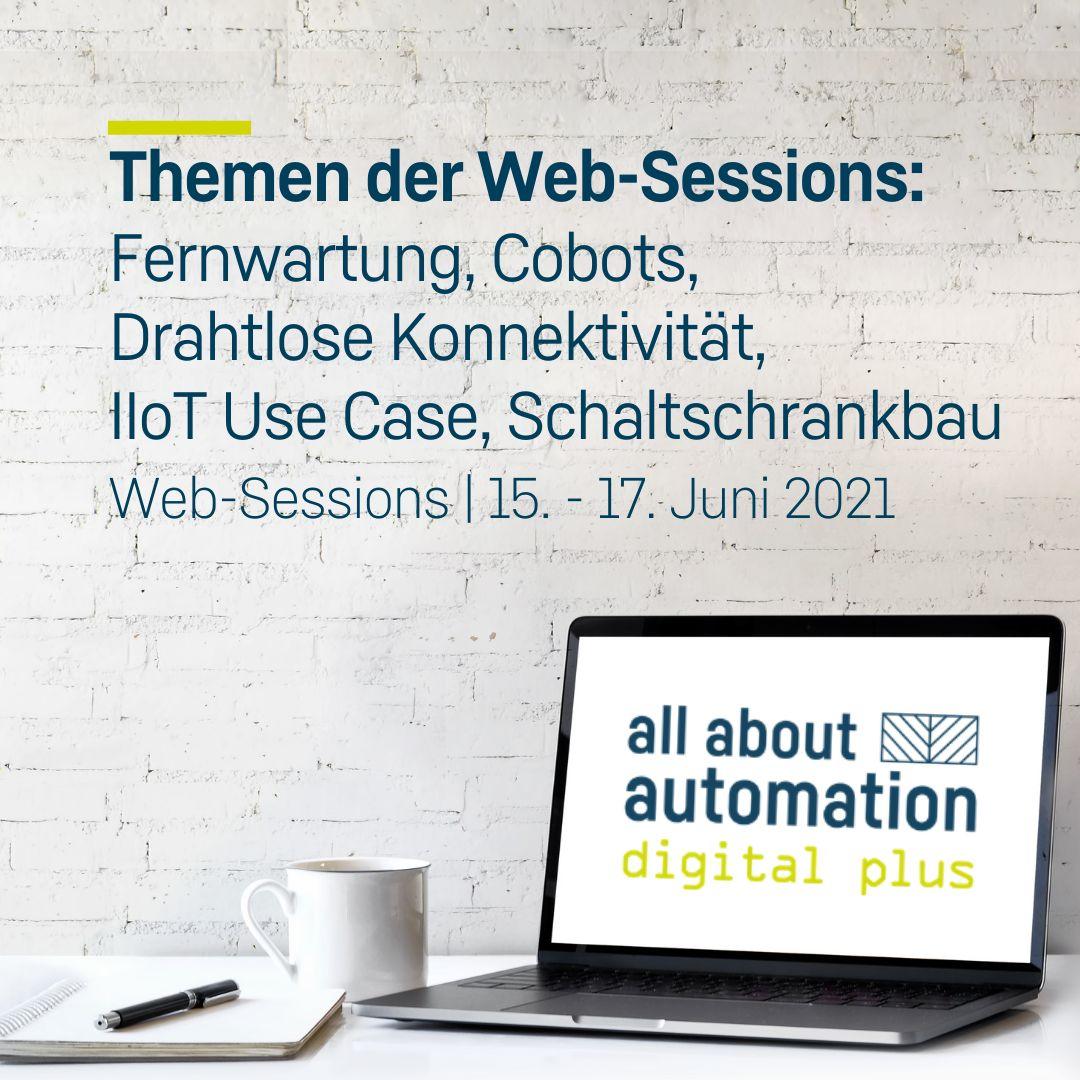 AAA-Web-Sessions  online abrufbar