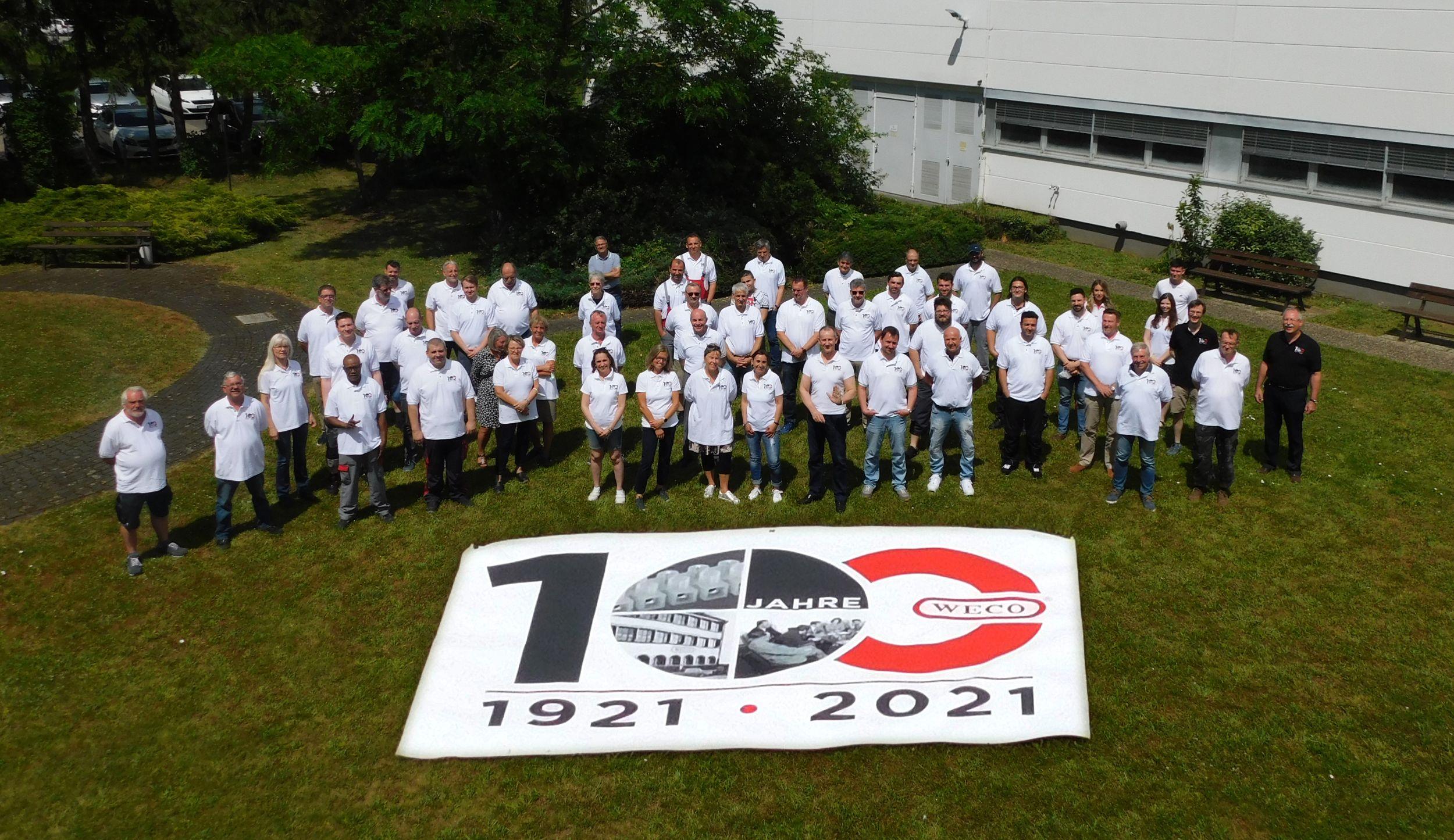 100 Jahre Weco