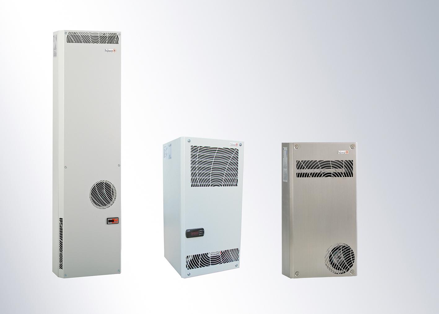 Filterlose Schaltschrankkühlgeräte