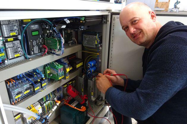 Bild 1   Eingesetzt werden die Daitron Schaltnetzteile zur Stromversorgung von Messkomponenten und direkt im Schaltschrank.