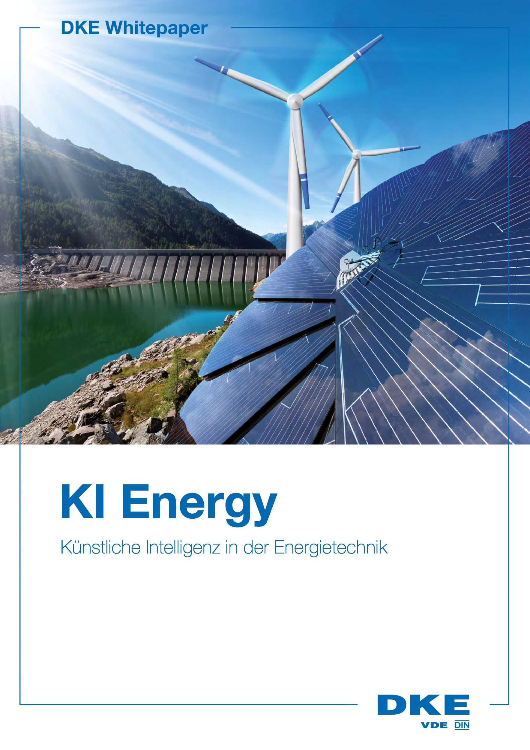 DKE veröffentlicht Whitepaper KI Energy