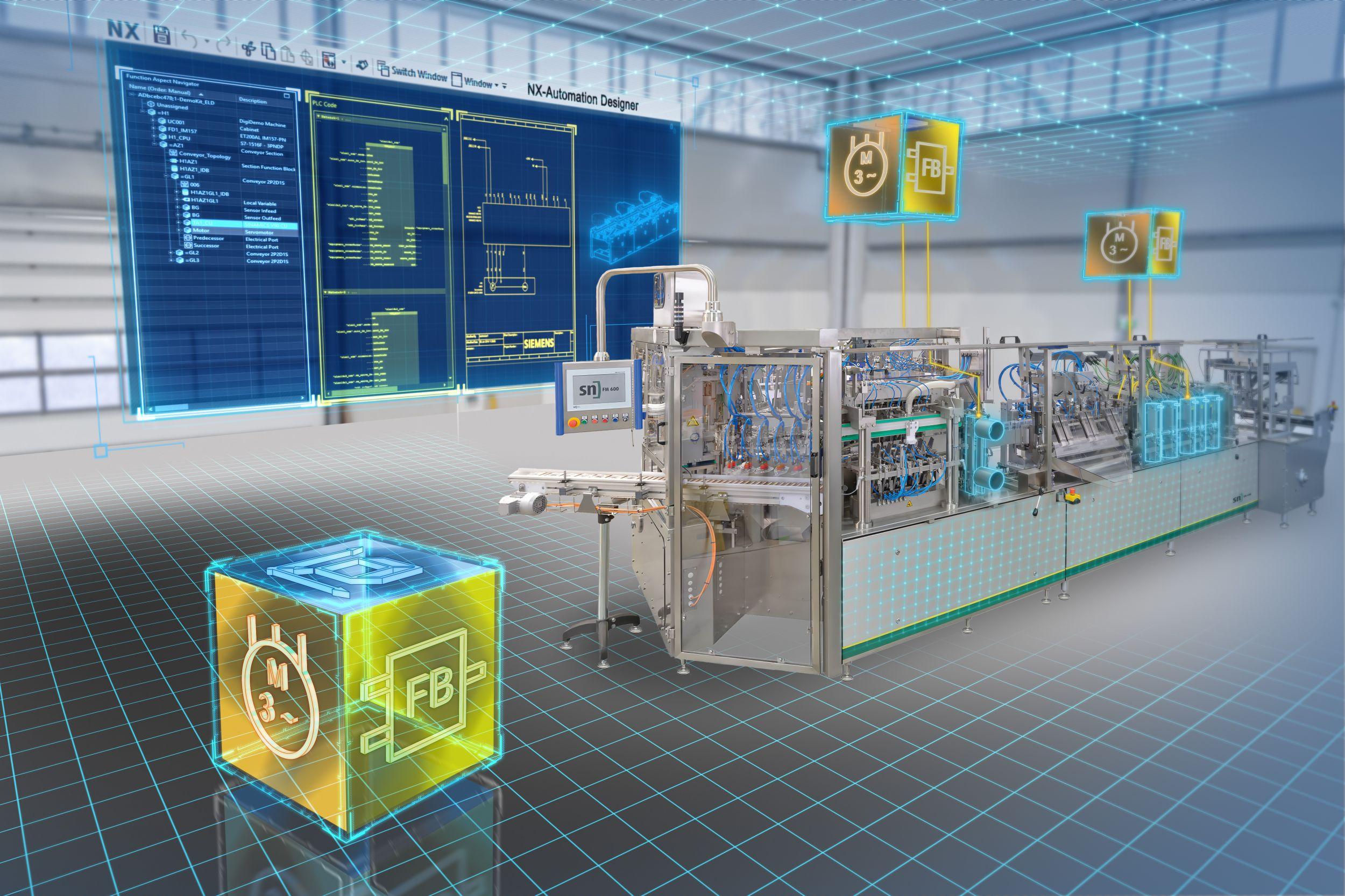 Zentrale Lösungsplattform für Elektro- und Automatisierungsplanung