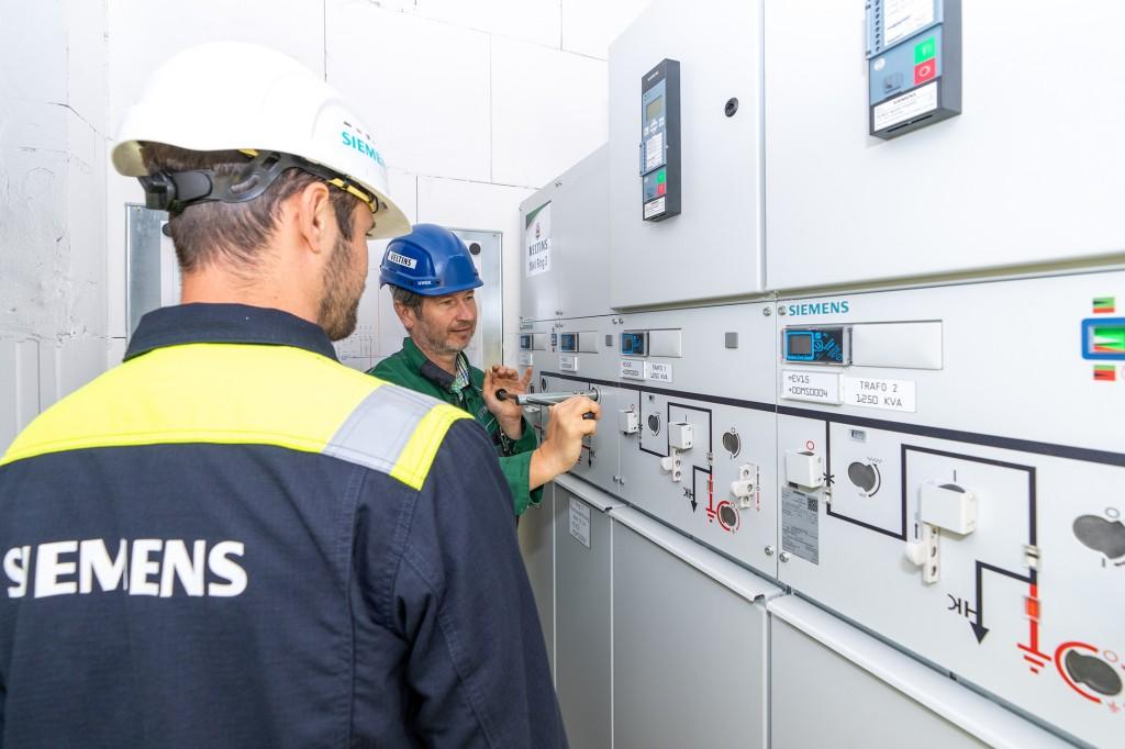 Brauerei Veltins: neue Energieverteilung für Mittel- und Niederspannung