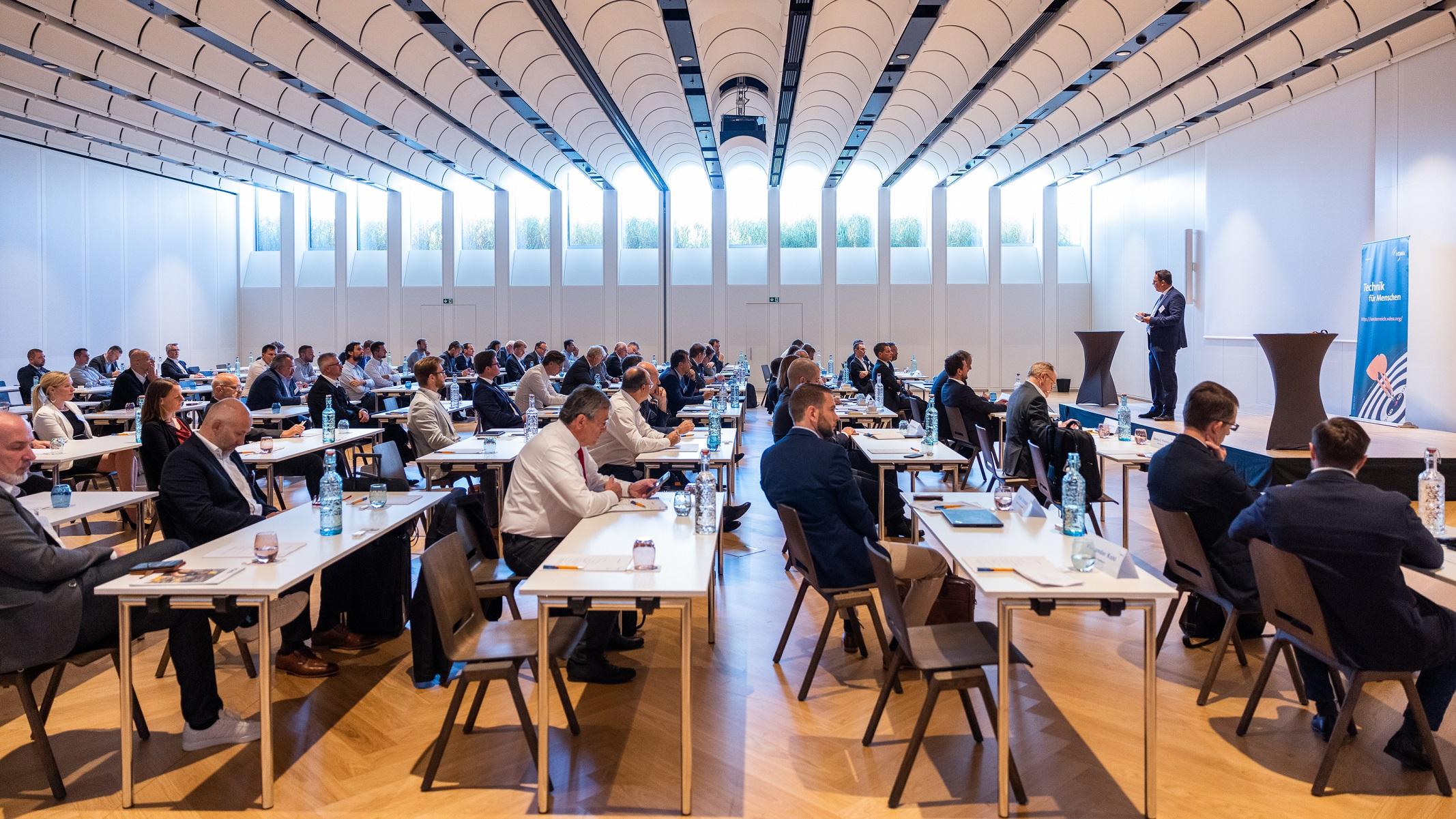 VDMA-Kongress zeigt digitale Lösungen für den Maschinen- und Anlagenbau
