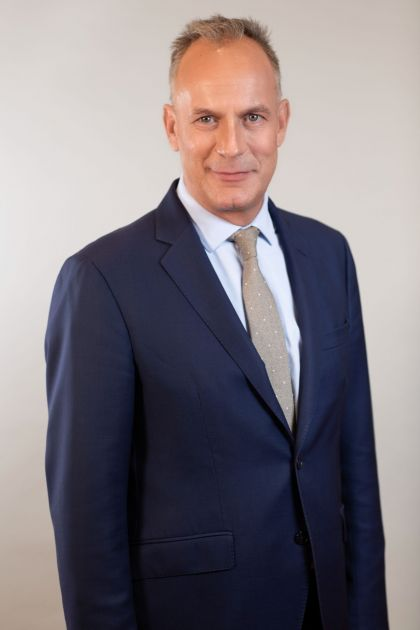 Karl Haeusgen,  VDMA-Präsident
