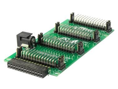 PiRack zum Anschluss mehrerer E/A-Boards