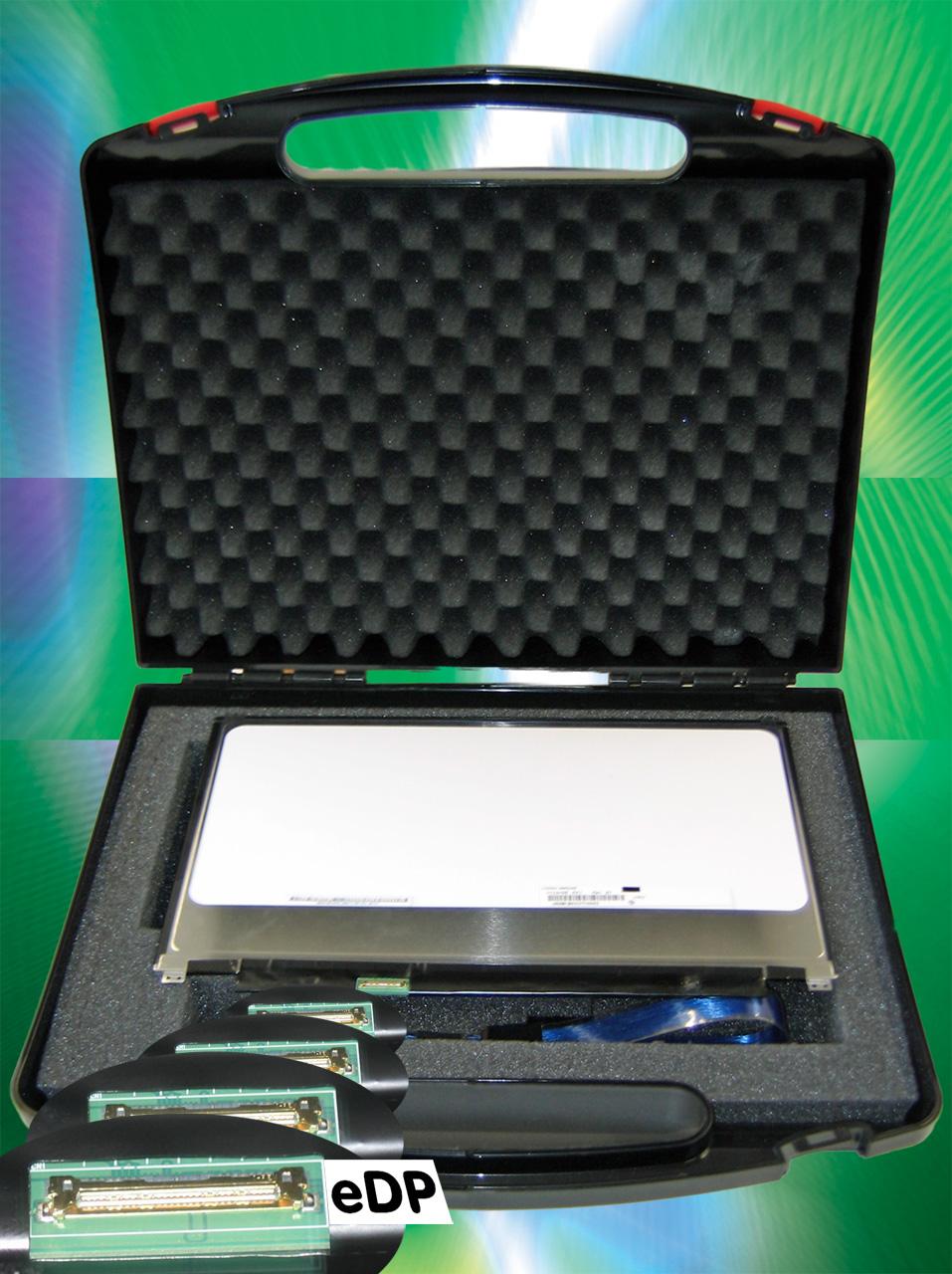 MSC Technologies in Führung mit Embedded DisplayPort Display Kit