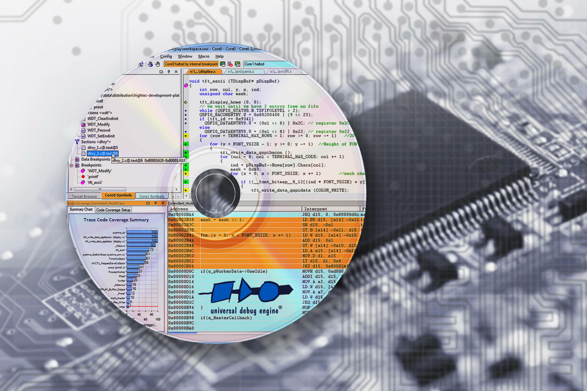 PLS' UDE4.6 erleichtert Entwicklung mit High-End-SOCs