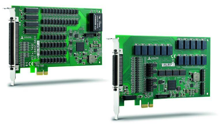 PCIe-Datenerfassungskarten bei Acceed