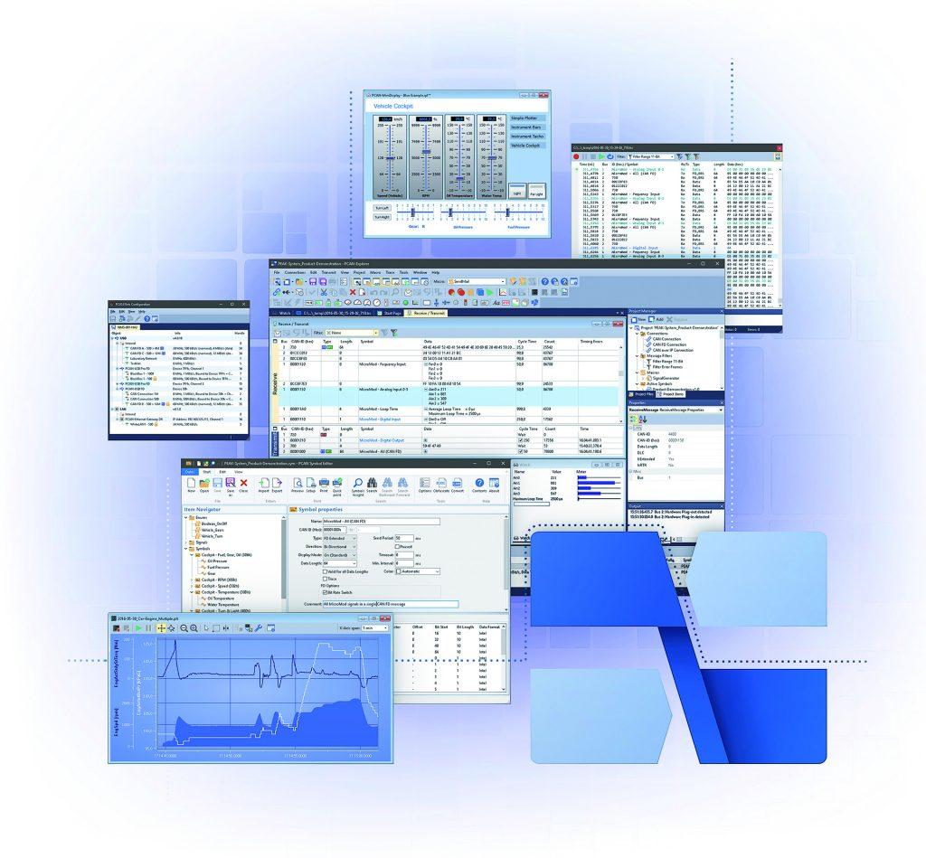 PCAN-Explorer 6 mit CAN FD, Trace-Wiedergabe und mehr
