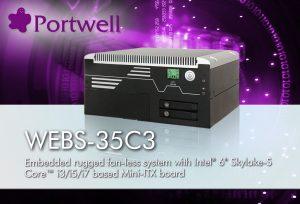 Lüfterloser Skylake-S Box-PC mit zahlreichen Schnittstellen