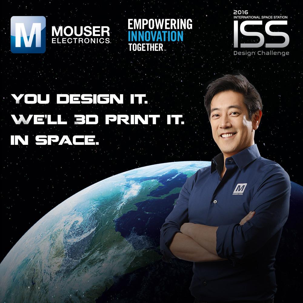 Wettbewerb um ein 3D-Print-Design an Bord der ISS