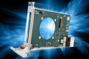 CompactPCI Serial-Trägerkarte für XMC Mezzanine-Module