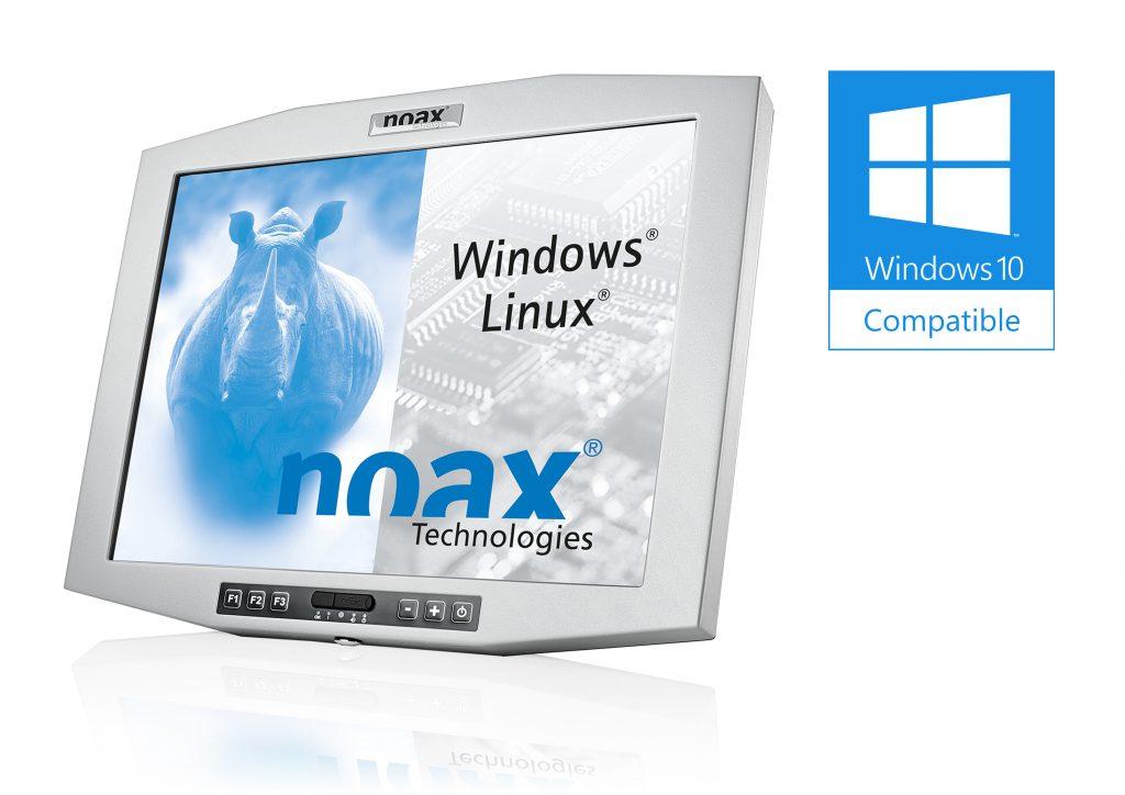 Industrie-PCs mit Windows 10
