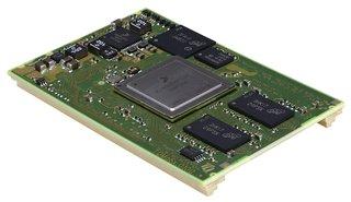 Embedded Modul TQMa6x – mit ARM Cortex-A9 basierend auf i.MX6