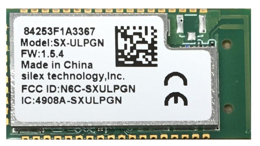 Ultra-Low-Power-WiFi-Modul für integrierte Wireless-Produkte