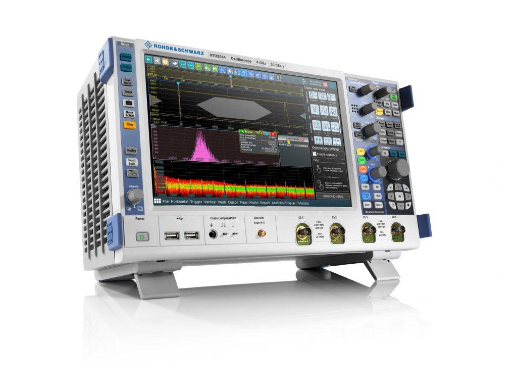 Rohde & Schwarz auf der electronica: Testlösungen für 5G, Wireless Gigabit, Embedded Designs und Automotive Systems