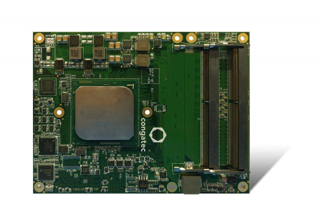 Erste COM Express Typ 7 Module mit Intel Xeon D Prozessoren